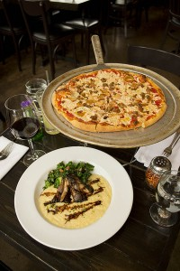 Vegan at Divino